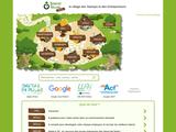 le village de l'écosystème entrepreneur et startup