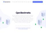 Live SaaS Metric Benchmarks