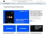 The Coinbase Engineering Blog
