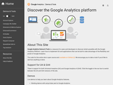 Discover the Google Analytics platform