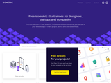 Download free isometric illustrations