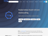 Kubernetes Event-driven Autoscaling