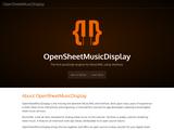OpenSheetMusicDisplay