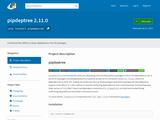 pipdeptree 0.10.1