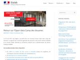 Retour sur l'Open data Camp des douanes