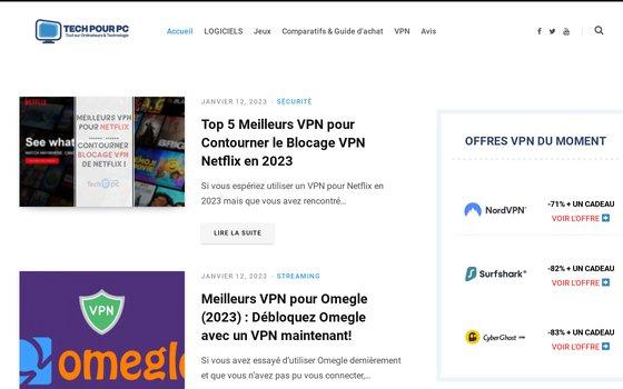 image du site http://techpourpc.com