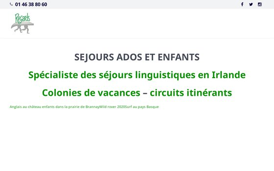 image du site http://www.asso-regards.org/