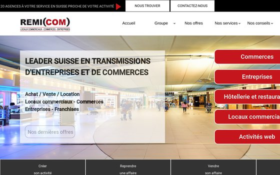 image du site http://www.remicom.com/fr