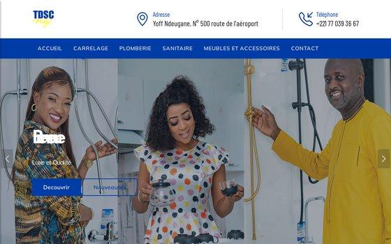 image du site http://www.tdsc.sn