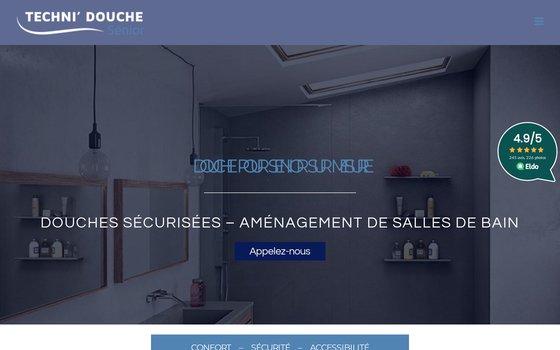 image du site http://www.technidouchesenior.fr/