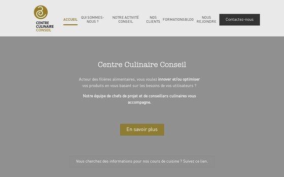 image du site https://conseil.centreculinaire.com/