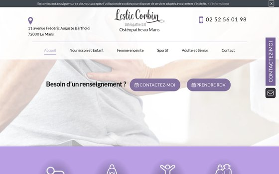image du site https://www.leslie-corbin-osteopathe-le-mans.fr/