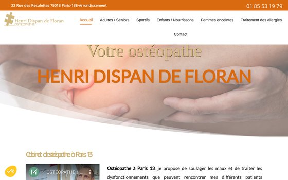 image du site https://www.osteopathe-dispan-paris-13.fr/