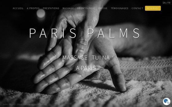 image du site https://www.parispalms.com/