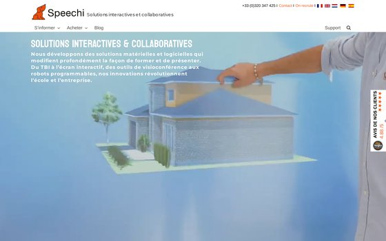 image du site https://www.speechi.net/fr/