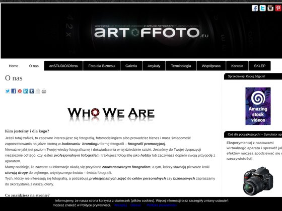 aRTofFOTO.eu - Twój portal fotograficzny