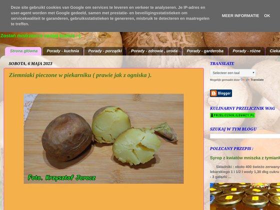 Przepisy i porady kulinarne