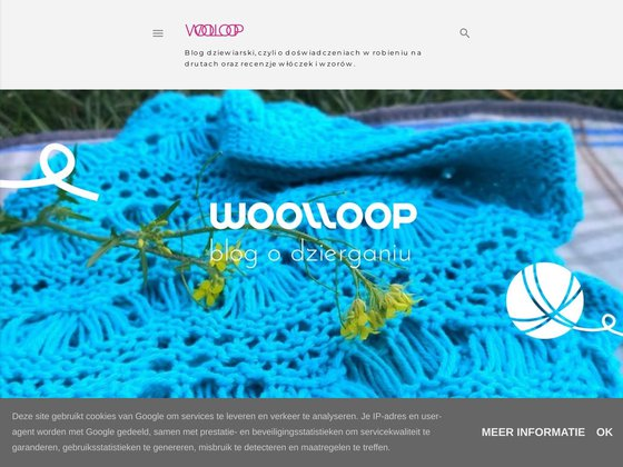 Woolloop - blog o dzierganiu