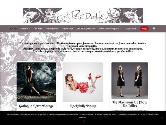 Boutique gothique Au Petit Diable