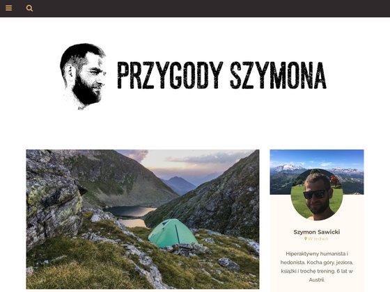 Przygody Szymona - podróżniczy blog o górach