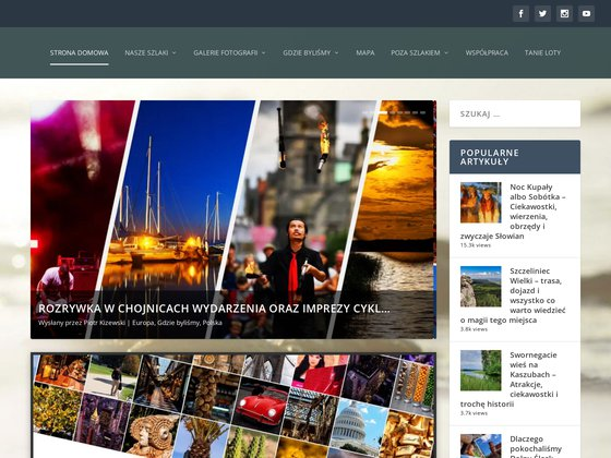 Blog podróżniczy Nasze Szlaki