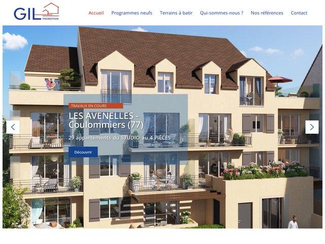 GIL Promotion Immobilière