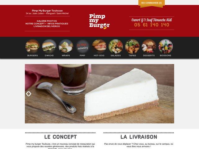 Pimp My Burger 31400 Toulouse