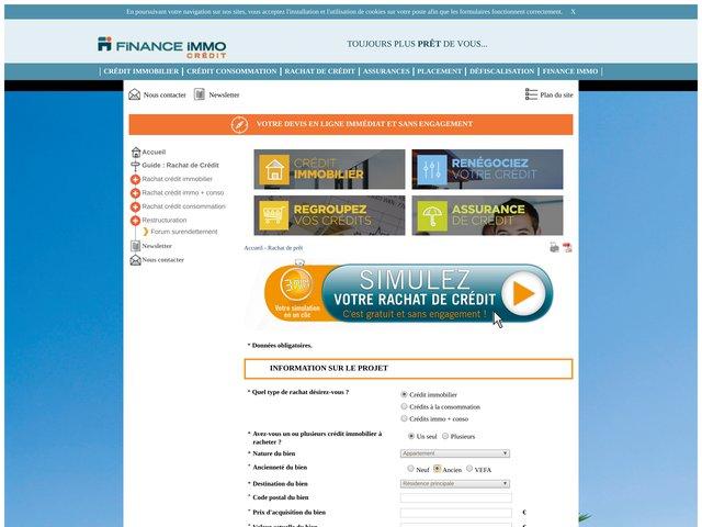 calcul hypothécaire