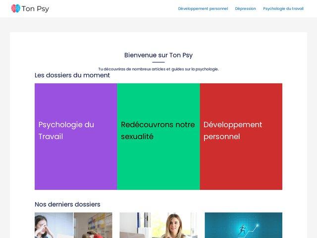 Consultation psy online