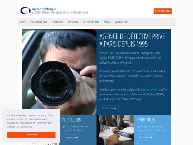 AA Détective Paris : enquête particulier