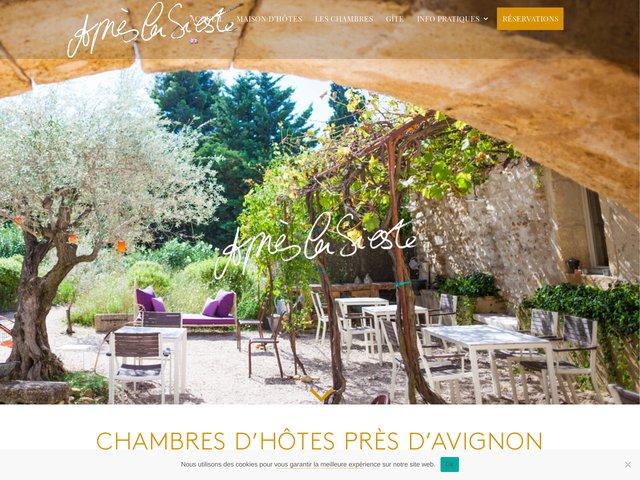 Chambres d'hôtes baux de provence