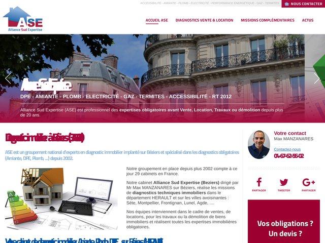 Diagnostic immobilier Perpignan