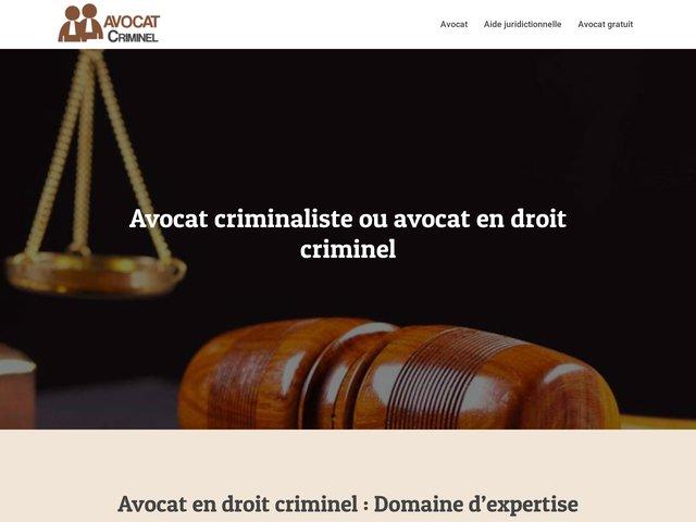 Avocat criminel pour violence conjugale