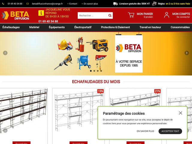 Notre site internet à visiter