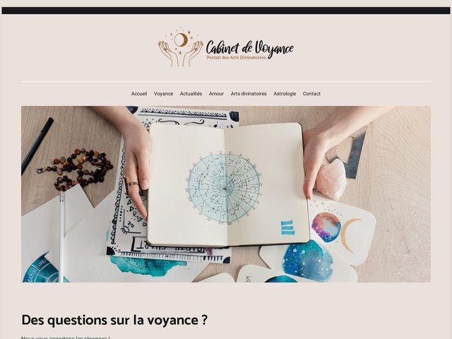 Détails : Blog sur les cabinets de voyance