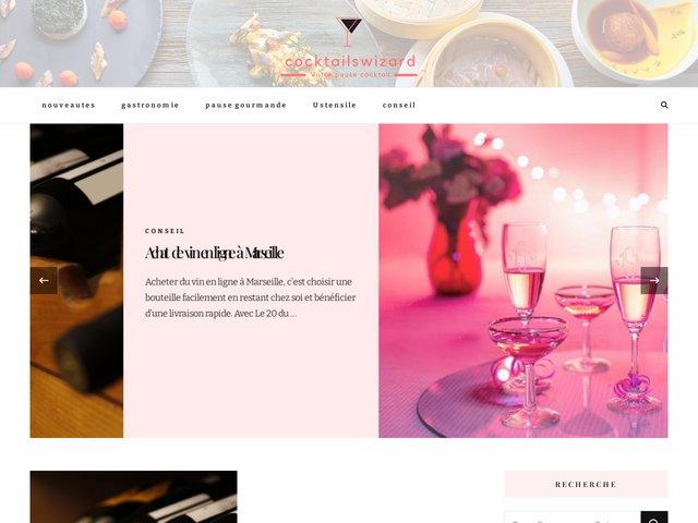 Apéritif et cocktail facile