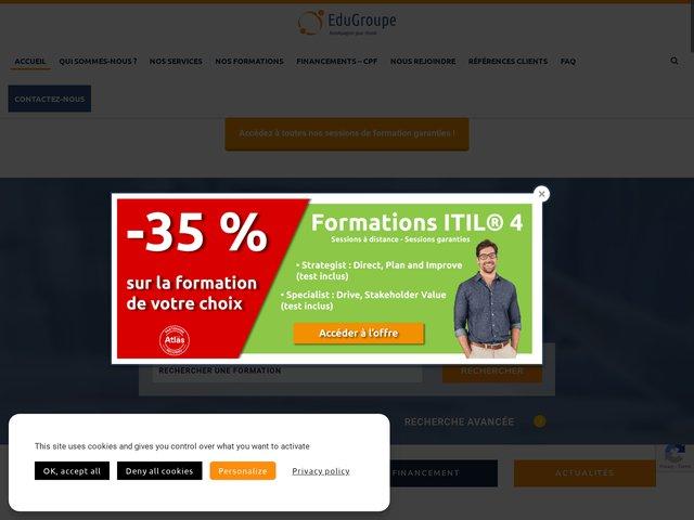 edugroupe.com