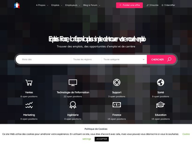 Emploi France