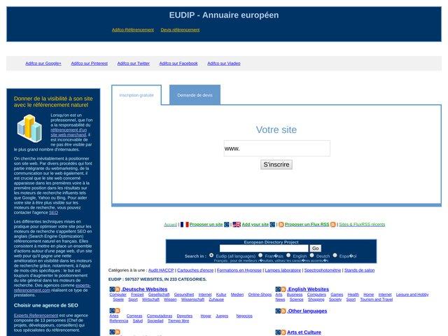 Www.eudip.com