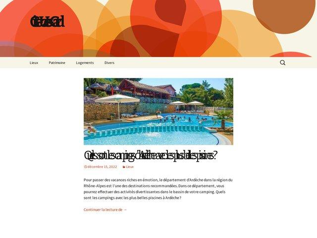 Gite gard, maison et chambres d' hôte au sud de la France