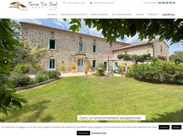 Maison a vendre en Uzes dans le Gard