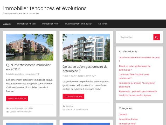 Biens immobiliers en Vendée