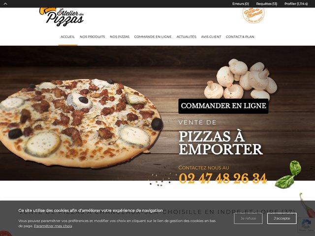 L'Atelier des Pizzas