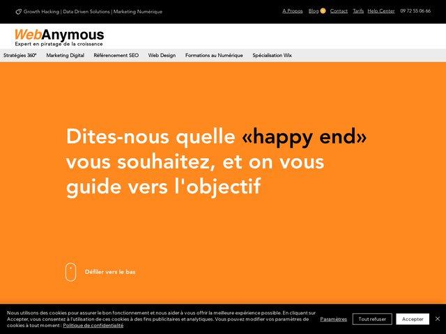 Les meilleurs sites web