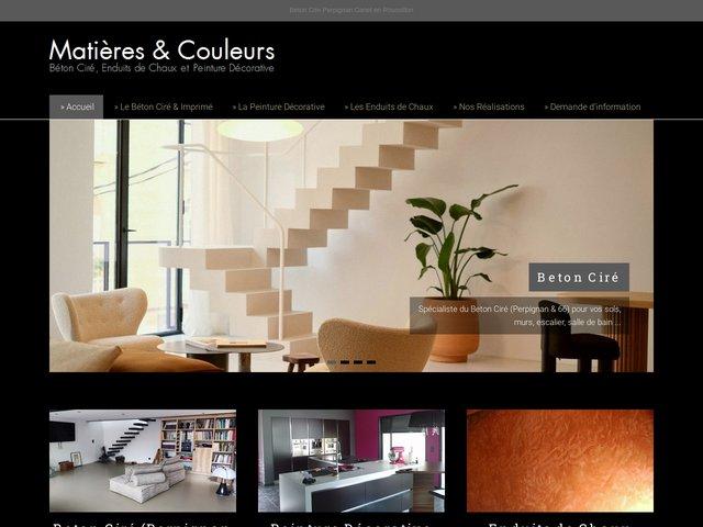 Entreprise de Béton Cité Perpignan