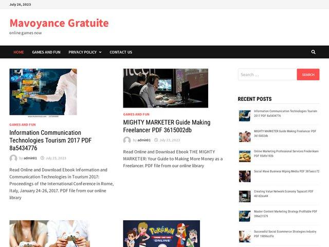 Http://www.mavoyancegratuite.biz