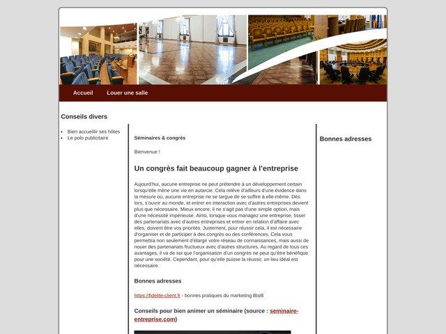 Tourisme d'affaires Charente Maritime