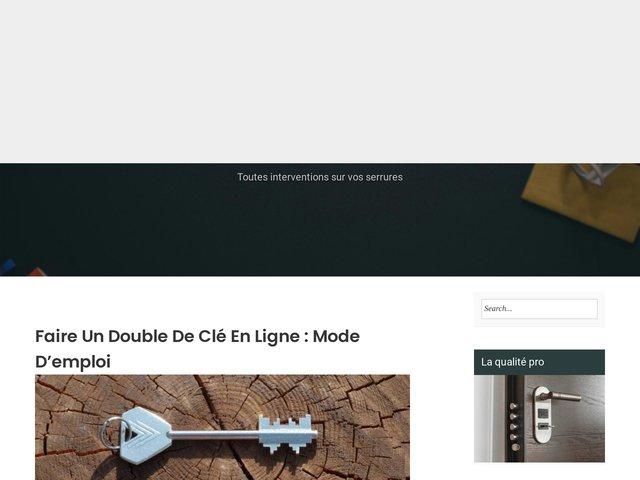 Serrurier Evry
