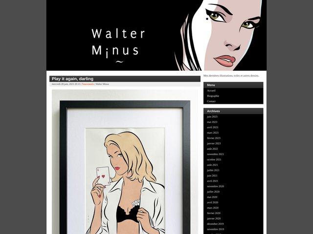 Walter Minus