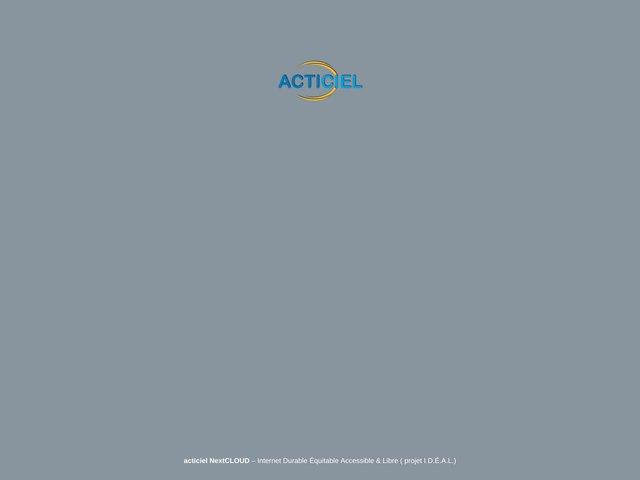 next.acticiel.org